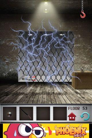 Floor 47~54 100 Floors ゲーム攻略 Iphoroid│脱出ゲーム攻略!国内最大の