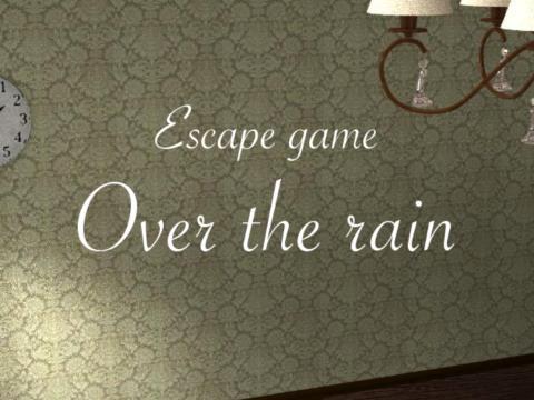 脱出ゲーム over the rain ゲーム攻略 iphoroid 脱出ゲーム攻略